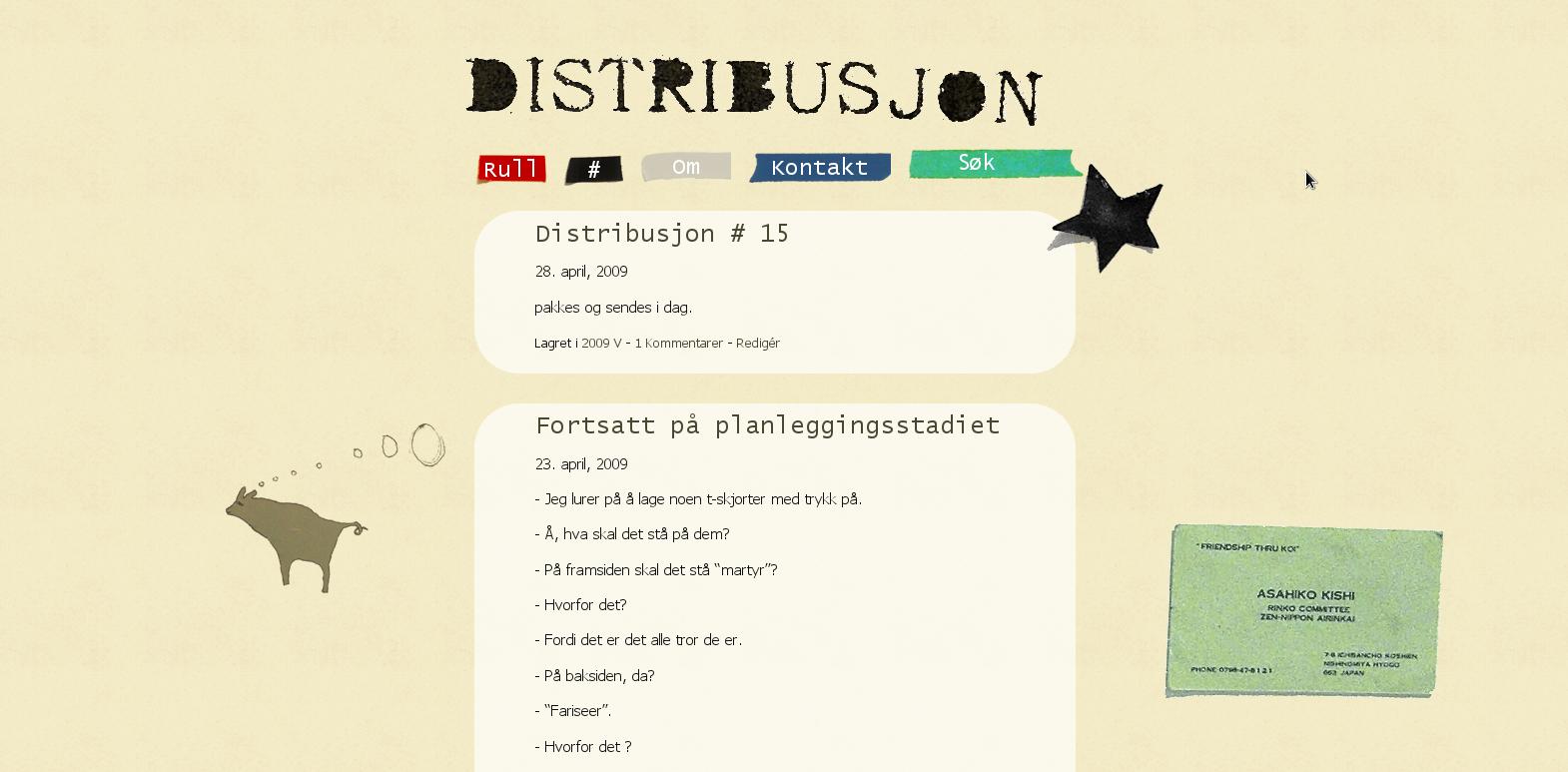Distribusjon.org