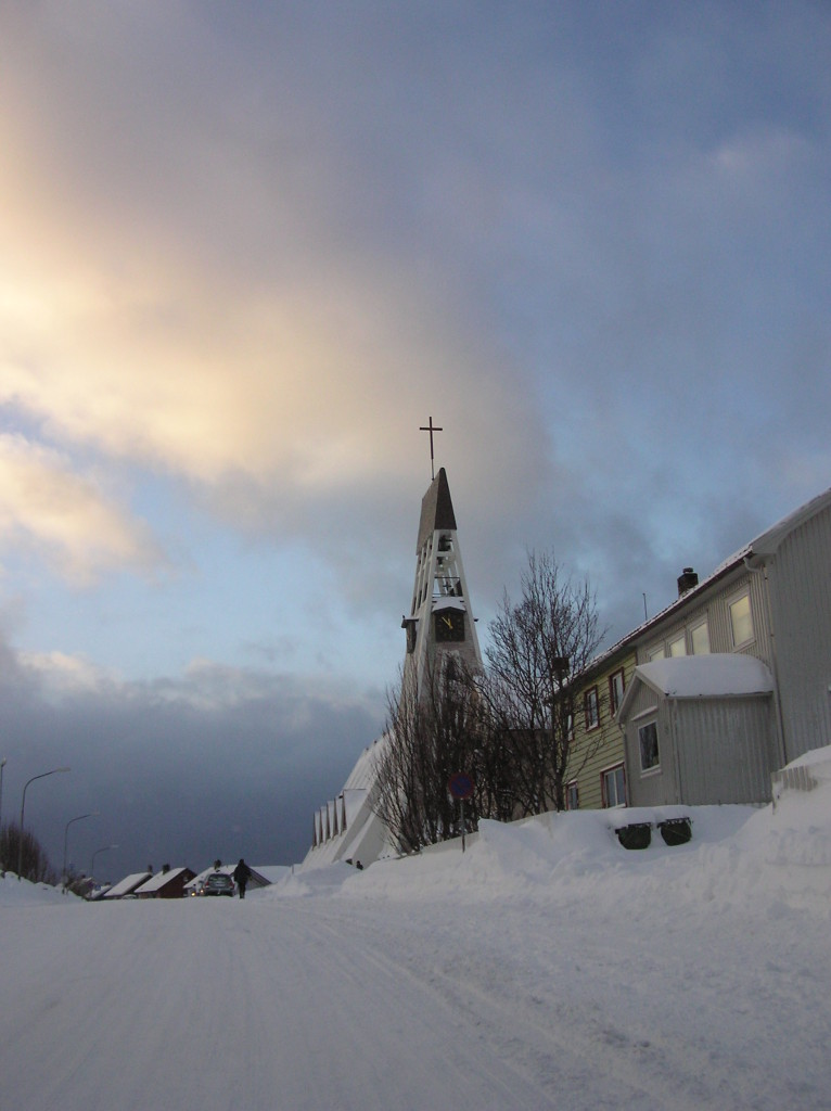 Hammefest Kirke