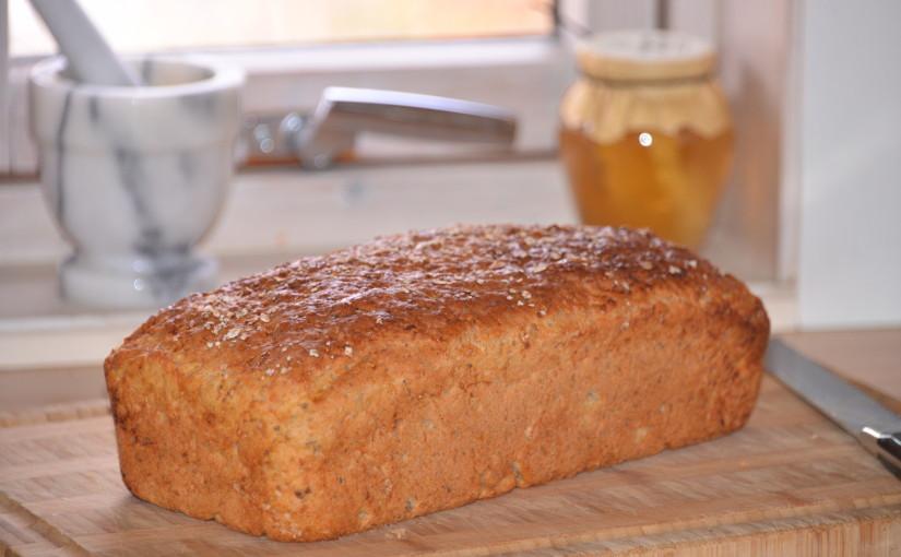 Godt, enkelt glutenfritt brød