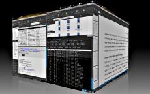 Lite desktop-bilde